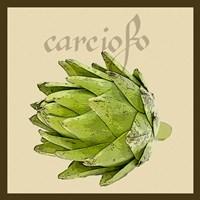 Framed Italian Vegetable VIII