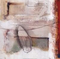Framed Sokol-hohne - Abstract II