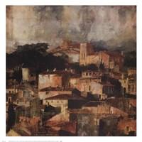 Framed Tuscany Study II