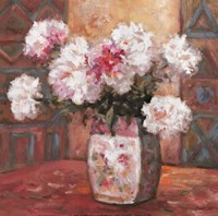 Framed Summer Blooms IV