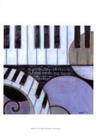 Framed Cool Jazz III