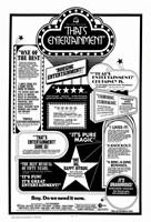 Framed That's Entertainment