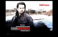 Framed Four Brothers - Bobby Mercer