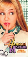 Framed Hannah Montana - soundtrack - style A