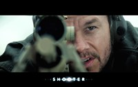 Framed Shooter - pointing gun