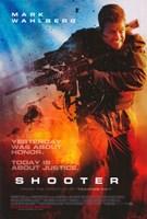 Framed Shooter - Mark Wahlberg