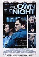 Framed We Own the Night