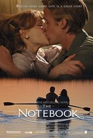 Framed Notebook Kiss