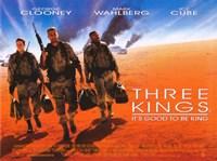 Framed Three Kings Movie