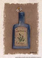 Framed Lavender Cologne