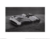 Framed Nurburgring 1000k, 1956