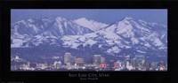 Framed Salt Lake City, Utah