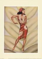 Framed Graceful Dancer