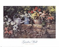 Framed Garden Wall