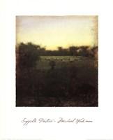 Framed Suffolk Pasture
