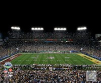 Framed Raymond James Stadium - Super Bowl XLIII - #1