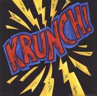 Framed Krunch
