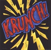 Framed Krunch