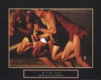 Framed Strive - Race
