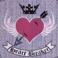 Framed Heart Breaker