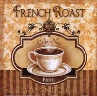 Framed French Roast