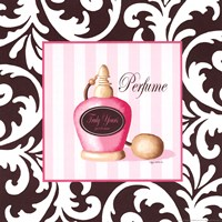 Chic pink art and chic pink prints at for Ada jardin perfume