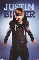 Framed Justin Bieber - Fly