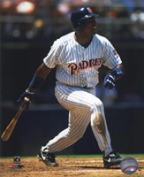 Framed Tony Gwynn 1993 Action