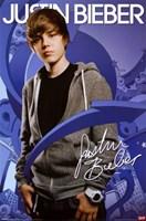 Framed Justin Bieber - Arrows