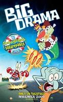 Framed SpongeBob SquarePants - Big Drama