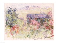 Framed House Through the Roses, c.1925-26