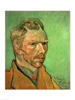Framed Self Portrait, 1888