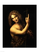 Framed St. John the Baptist, 1513-16