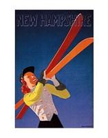 Framed New Hampshire