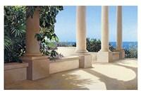 Framed Island Columns
