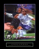 Framed Challenge - Soccer