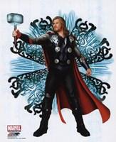 Framed Thor