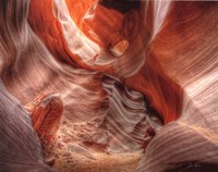 Framed Antelope Canyon