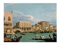 Framed Bridge of Sighs, Venice
