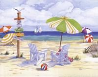 Framed Beachside Chairs