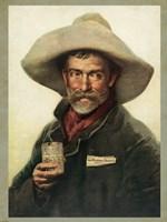 Framed Geo Wiedemann Brewing Company