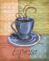 Framed Quattro Coffee III-mini