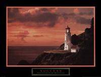 Framed Success - Lighthouse