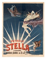 Framed Petrole Stella