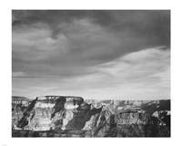 Framed View from the North Rim, Grand Canyon National Park, Arizona, 1933