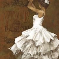 Framed La Dance II