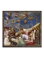 Framed Mourning of Christ