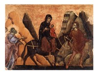 Framed Flight into Egypt