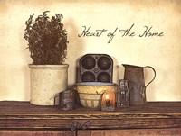 Framed Heart of the Home