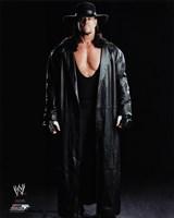 Framed Undertaker 2012 Studio - WWE